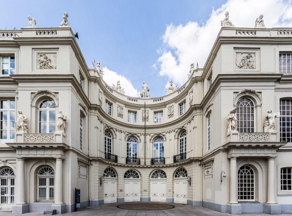 Brussels Belgium Architecture